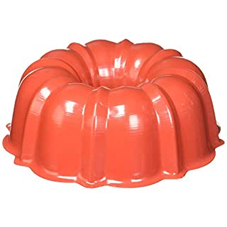 Nordic Ware Formed Bundt Pan, One Size, Assorted