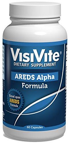 VisiVite® AREDS Alpha Eye Vitamin, 60 Capsules