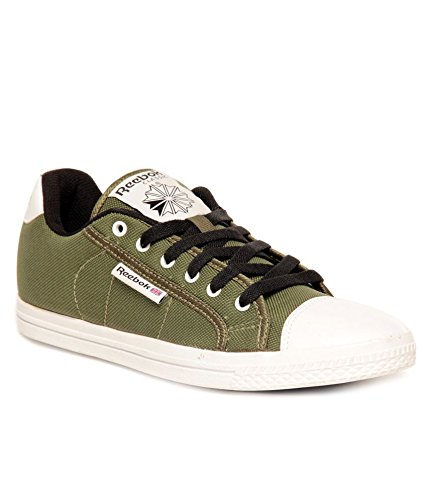 516199c1ad9e69 Reebok M42804 Green Black Men Casual Sneaker UK 7  Buy Online at Low Prices  in India - Amazon.in