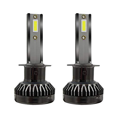 XCSOURCE H1 Mini LED Headlight Conversion Kit Car Auto COB Chips Super Bright Headlamp DC9-32V 200W 8000LM LD1617