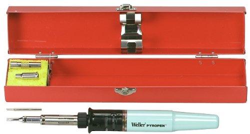- Weller WSTA3 Pyropen Professional Cordless Butane Soldering Iron