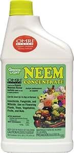 Green Light Organic Neem Concentrate - Pint 17016