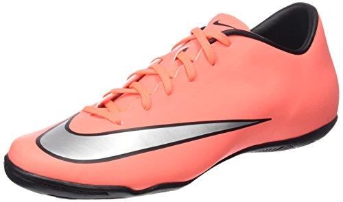 Nike Men's Mercurial Victory V Indoor Soccer Shoes 651635 803 (10) (Nike Mercurial Victory Indoor Soccer Shoes Mens)