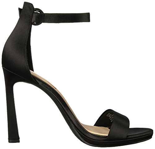 Jessica Simpson Women's Plemy Heeled Sandal Black Satin discount 2015 new discount cheap best wholesale online factory outlet sale cost TVYO637d