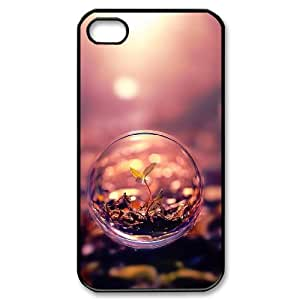 Iphone 4,4S The cup scenery Phone Back Case Personalized Art Print Design Hard Shell Protection YT074093
