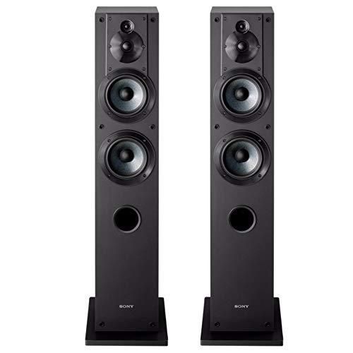Sony 3-Way 4-Driver Floor-Standing Speaker System (SSCS3 - Pair (2) - 3-Way Floor-Standing Speaker)