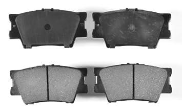 Disc Brake Pad Set-Ceramic Pads Front OPTEVE BRAKES CDX1293