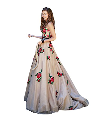 TBGirl Pretty Embroidery Dresses Evening product image