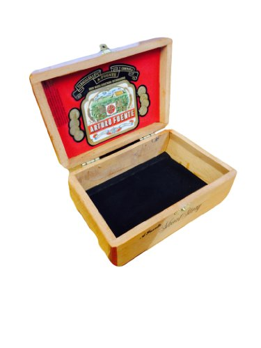 Arturo Fuente Cigar Case (2 Sizes (Arturo Fuente Short)
