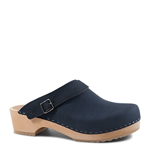 Swedish Wooden Clogs For Men  Nybro by