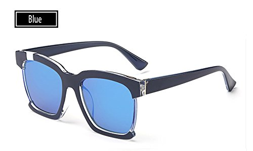 TL Label Guide Lunettes de Femmes Vintage Les Lunettes Femme Cat pour Fashion Sunglasses Eye Soleil blue rUg8rqw