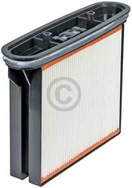 LUTH Premium Profi Parts Filtro para Starmix 416069 FKP4300 Bandeja de Filtro plegada para aspiradora Industrial Aspiradora en seco y húmedo: Amazon.es: Hogar