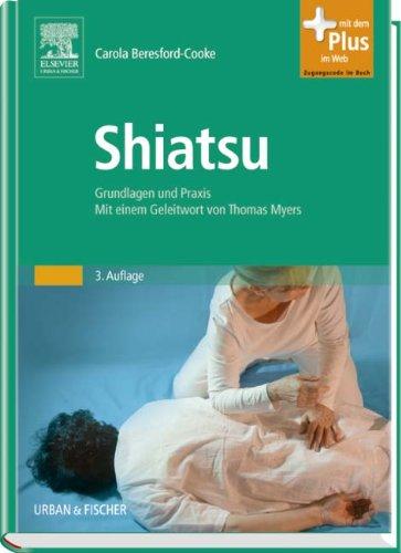 Massage Buch Shiatsu Massage Lernen