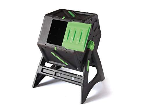 UPP Trommel-Komposter 105L | Roll-Kompostierer | Composter | interne Belüftung | Sicher vor Ungeziefer | Schnellkomposter UPP Products