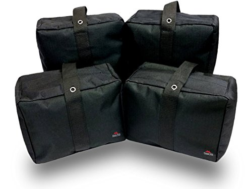 Premier Tents Canopy Weight Bags  - 25 pounds each