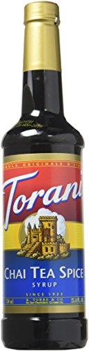 Chai Flavor - Torani Syrup - Chai Tea Spice - PET