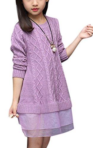 New Arrival Knit Dress - 7