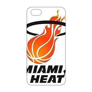 Wish-Store NBA Miami Heat (3D)Phone Case for iPhone 5s Kimberly Kurzendoerfer
