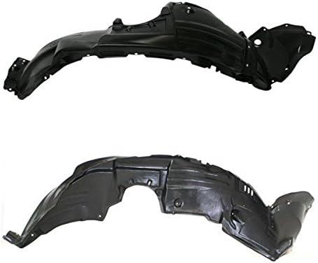 For 11 12 13 Highlander w//Tow Front Splash Shield Inner Fender Liner Driver Side