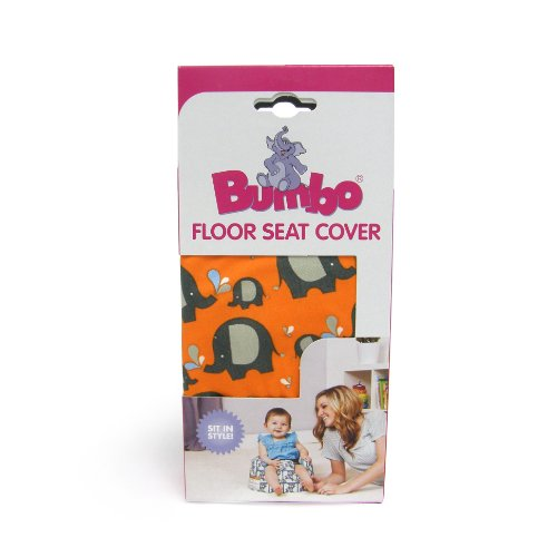 Bumbo Floor Seat Cover (Elephants): Amazon.co.uk: Baby