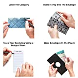 Cash Envelope (Laminated) Budgeting System with