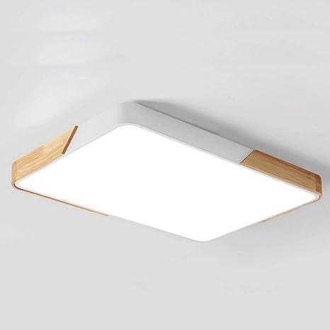 MRFX Lámpara de la sala de estar nórdica Lámpara de techo ...