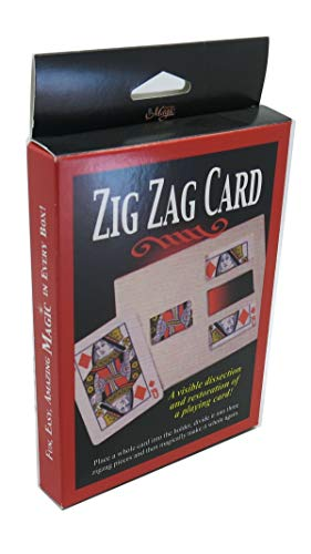 (Royal Magic Zig Zag Card)