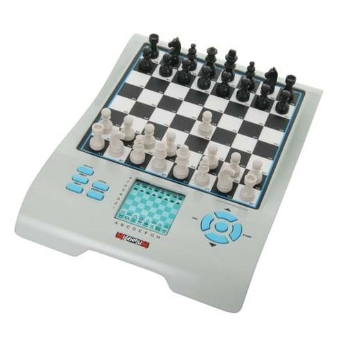 (Millennium Karpov Schachschule (Chess School) - Talking Electronic Computer Set)