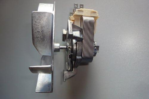 Horno de aire caliente Ventilador, ventilador del motor ...