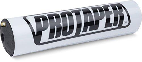 Handlebar Pad - Pro Taper Round Handlebar Pad (Race White) (10)