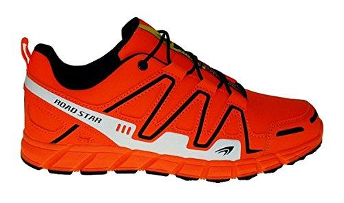 Bootsland Art 127 Neon Turnschuhe Schuhe Sneaker Sportschuhe Neu Herren