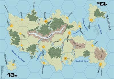 Victory: The Blocks of War Expansion (12 Map Set) ()