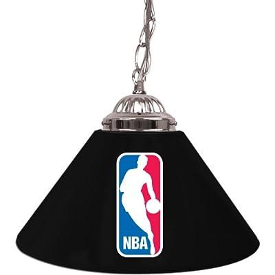 "NBA Single Shade Gameroom Lamp, 14"""