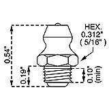 Lumax Gold/Silver LX-3007 28 Taper Thread