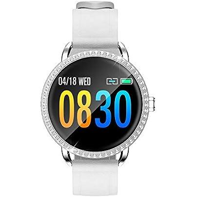 ZHLYQ Smart Wristband Women S Smart Watch Waterproof Heart Rate Monitoring Fitness Bracelet Estimated Price £53.98 -