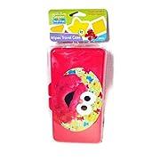 Diaper Wipes Travel Case Sesame Street (Red Elmo)
