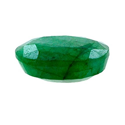 Skyjewel 6.50 Ratti Business Purpose Natural Panna - Emerald Gemstone with Certificate by skyjewels (Image #1)