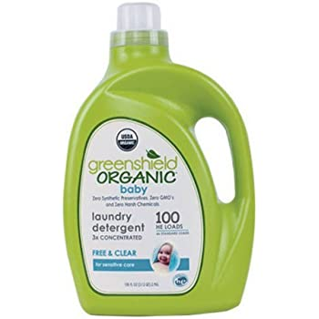 Amazon Com Greenshield Organic Baby Laundry Detergent