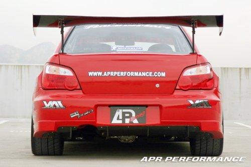 (APR Performance AB-820620 Carbon Fiber Rear Diffuser (APR Wide body Kit Bumper Only))