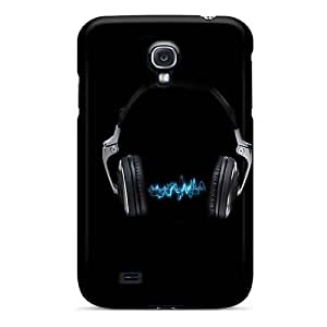 Excellent Hard Phone Cases For Samsung Galaxy S4 (Kcf18595QQLY) Unique Design Stylish Metallica Series
