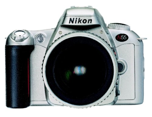 Nikon N55 35mm SLR Camera with 28-80mm Zoom Lens