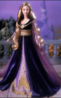 Dolls of the World Princess of the French Court Barbie Doll