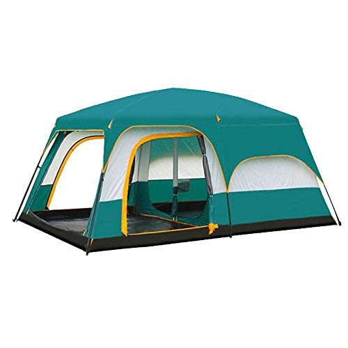 NILINLEI Outdoor Camping Picnic Tent, Cold and Warm Windproof Equipment Backpack Waterproof, 430 305 200cm