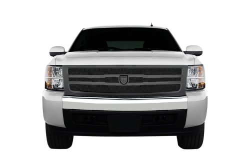 Lexani LG-613002 Complete Grille Kit, Black for 07-Up Che...