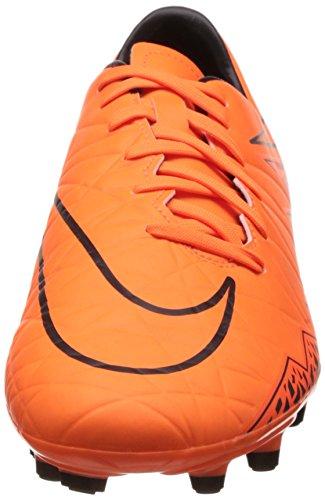 Nike Hypervenom Phelon Ii Fg, Botas de Fútbol para Hombre - naranja