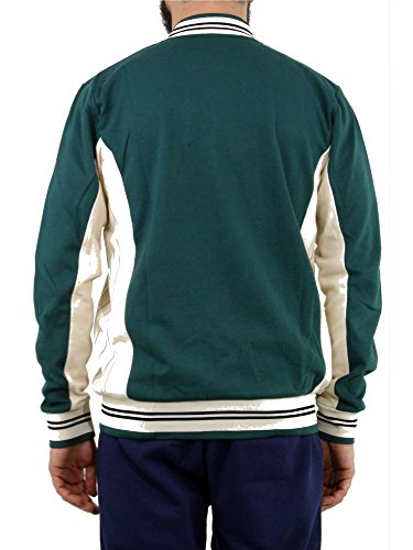 J97 Green Jacket Track 684349 j97 Heritage Verde Settanta 684349 Fila Novita' T6AwYqFAp
