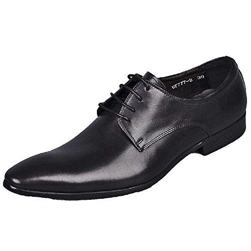 Chaussures Cover Plus Lacets à Noir Homme qSn5pfwS