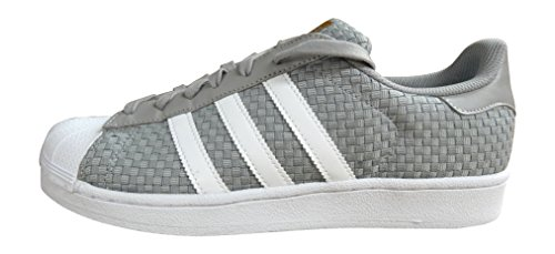 Adidas Originaler Super Menns Trenere Joggesko Sko (us 12, Mgsogr / Ftwwht / Ftwwht Aq4683)