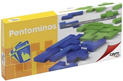 Pentominos Doble - Juego de Mesa: Amazon.es: Juguetes y juegos