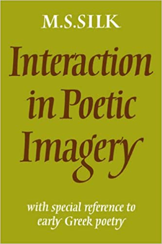 Interaction In Poetic Imagery With Special Reference To